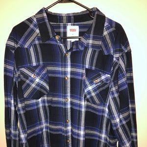 Levi's long sleeve shirt. Mens Size XXL